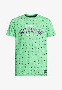WE Fashion - T-shirt print - all over print - 3