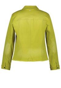 Samoon - Denim jacket - citronella - 4