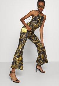 Versace Jeans Couture - GYM - Jumpsuit - black/multi - 8