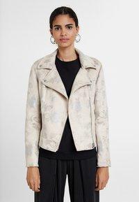 Desigual - CHAQ ASTRID - Blazer jacket - white - 1