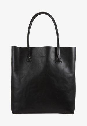 ELSA PLAIN TOTE - Shopping bag - black