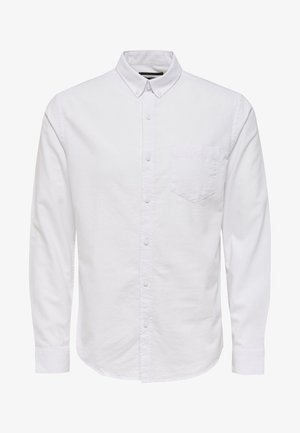 ONSALVARO OXFORD - Camicia - white