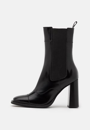 TIMONE - Bottines - black