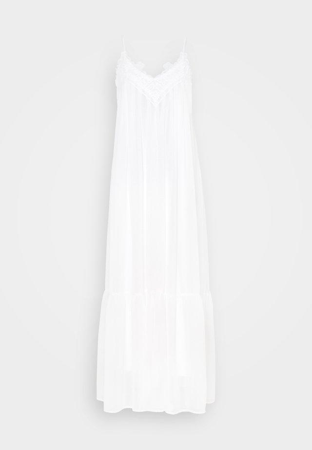 YASLUANN STRAP MAXI DRESS CELEB - Suknia balowa - star white