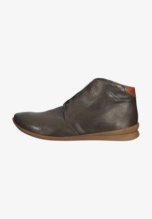 STIEFELETTE - Ankle boots - espresso/kombi 3000