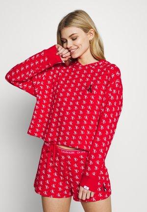 HOODIE - Pyjama top - staggered