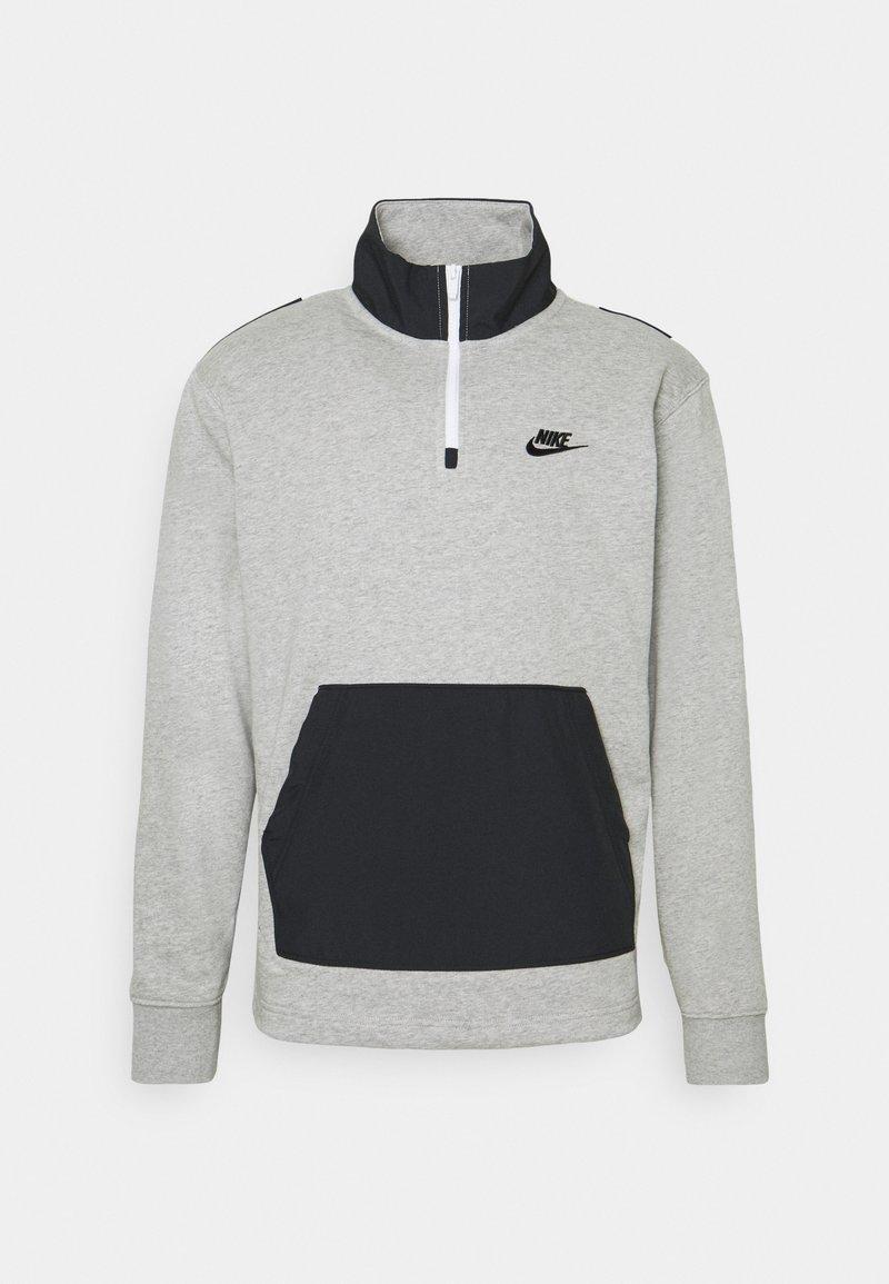 Nike Sportswear - Sweatshirt - grey heather/black