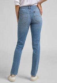 Lee - MARION  - Straight leg jeans - light blue - 2