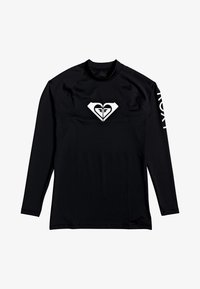 Roxy - WHOLE HEARTED - Rash vest - anthracite - 0