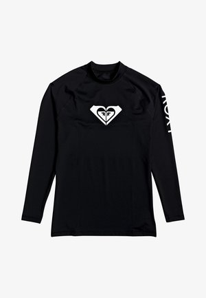 WHOLE HEARTED - T-shirt de surf - anthracite