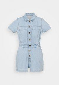 ONLY Petite - ONLSCARLETT LIFE - Jumpsuit - light blue denim - 0