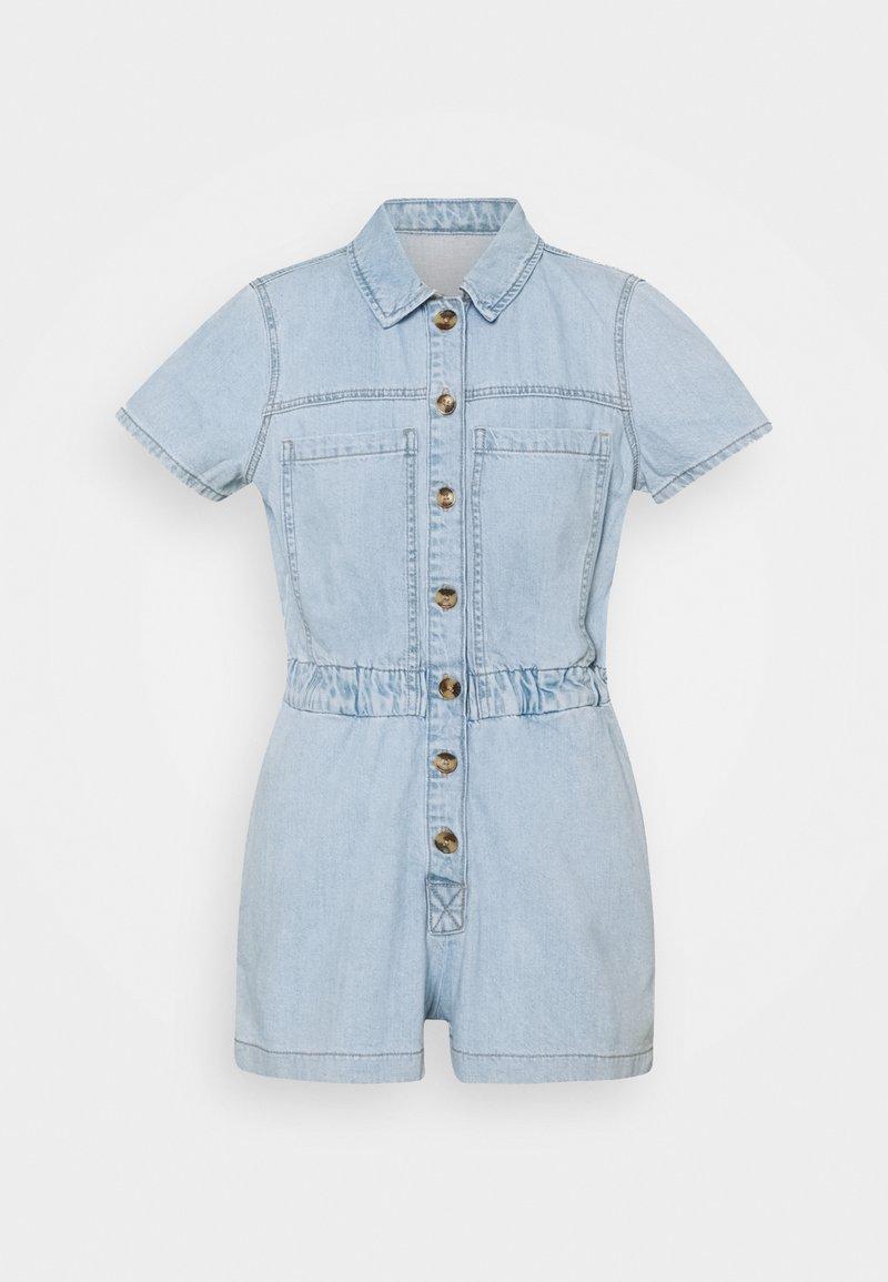 ONLY Petite - ONLSCARLETT LIFE - Jumpsuit - light blue denim