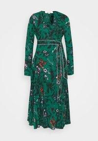 Diane von Furstenberg - AMIYA - Vapaa-ajan mekko - multi/emerald - 5