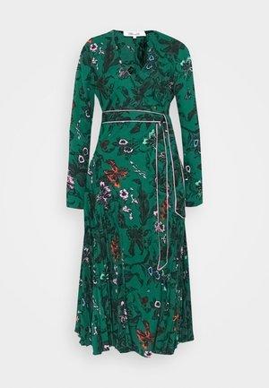 AMIYA - Day dress - multi/emerald