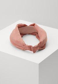 Topshop - MID HEADBAND - Příslušenství kvlasovému stylingu - pink - 1