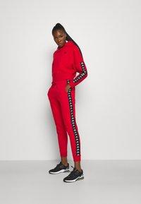Kappa - JUNJA - Sweatshirt - racing red - 1