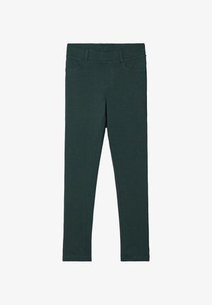 Leggings - Trousers - darkest spruce