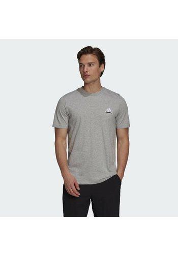 TEE - T-shirt con stampa - medium grey heather