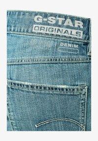 G-Star - KATE BOYFRIEND - Straight leg jeans - faded tide - 4