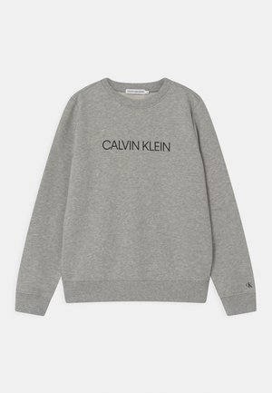 INSTITUTIONAL LOGO UNISEX - Sweatshirt - grey