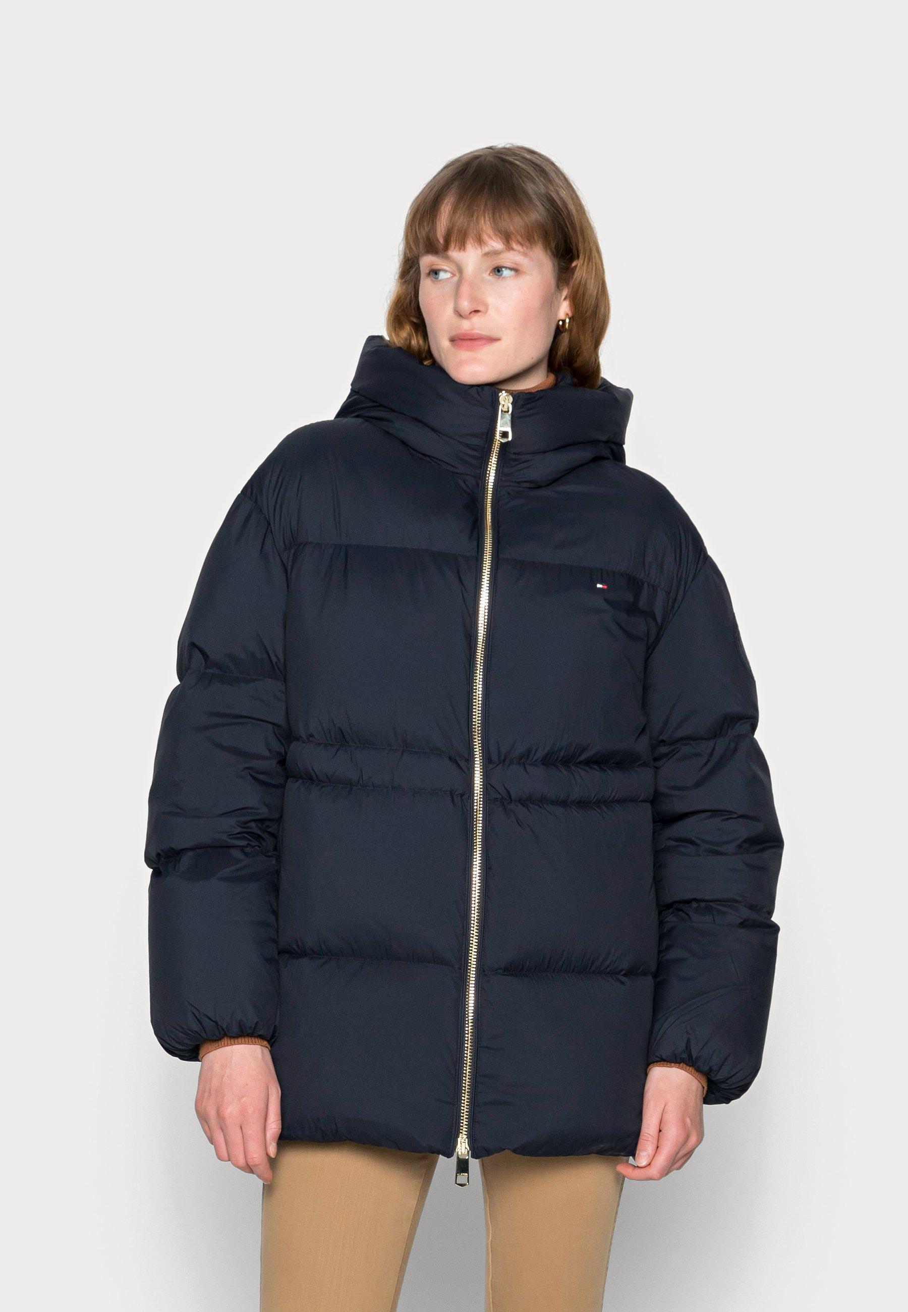 Women DOWN PUFFER COAT - Down coat