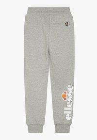 Ellesse - COLINO - Teplákové kalhoty - grey marl - 1