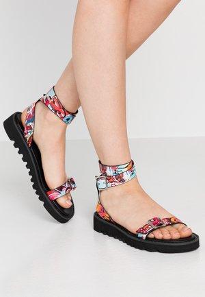 Sandały - multicolor