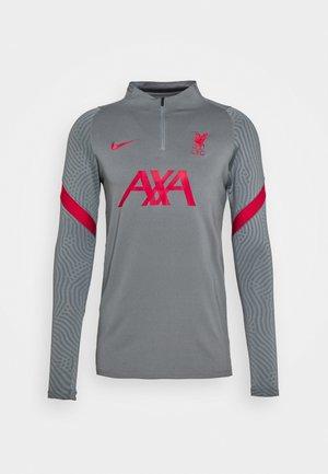 LIVERPOOL FC DRY - Klubbkläder - smoke grey/gym red/gym red