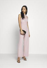 Sista Glam - NERIDA - Jumpsuit - blush - 1