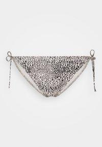 Bikini bottoms - cream/black