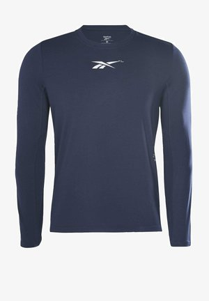 ACTIVCHILL DREAMBLEND - Sports shirt - blue