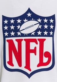 Fanatics - NFL TRUE CLASSICS SHIELD  - Print T-shirt - white - 2