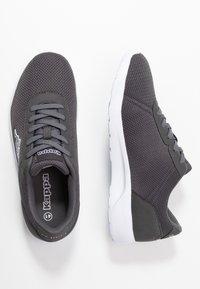 Kappa - TUNES - Sportovní boty - grey - 1