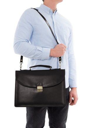 Briefcase - schwarz
