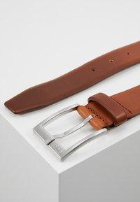 BOSS - ERRON - Belt - medium brown - 2