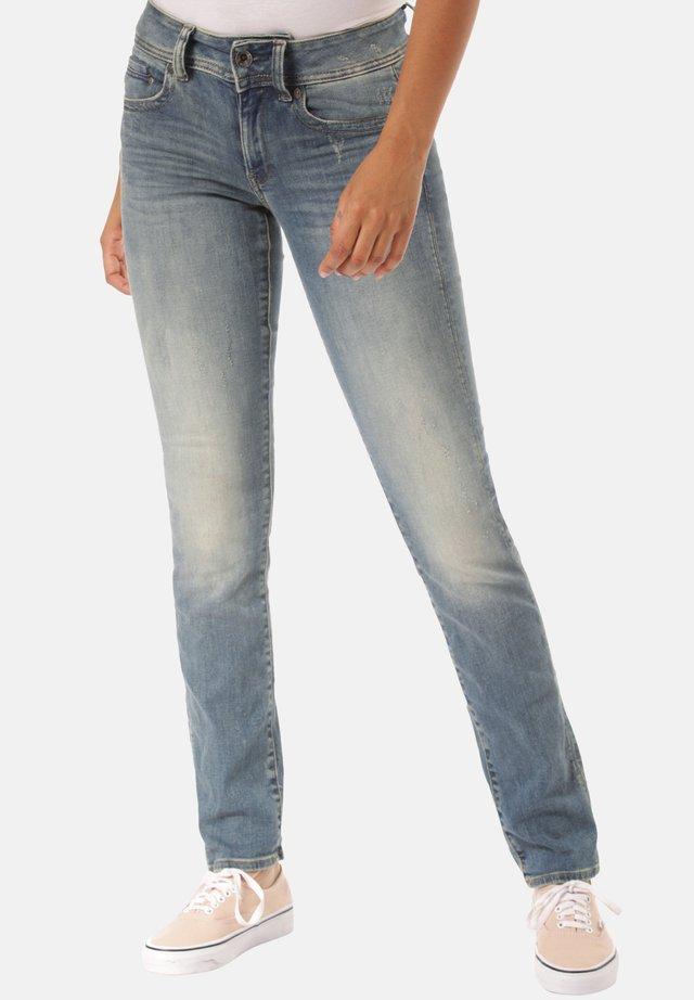 ELTO SUPERSTRETCH - Slim fit jeans - blue