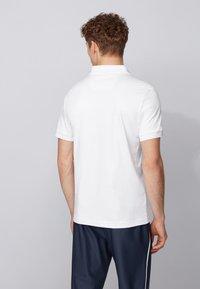 BOSS - PAULE TR - Polo shirt - white - 2