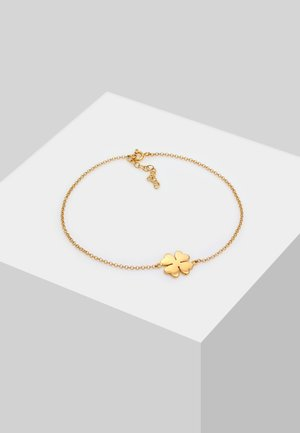 GLÜCKSYMBOL TALISMAN  - Armband - gold-colored
