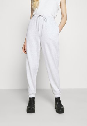HARLEY JOGGER - Tracksuit bottoms - pale grey