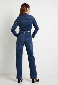 Pepe Jeans - DUA LIPA X PEPE JEANS - Jumpsuit - blue denim - 2