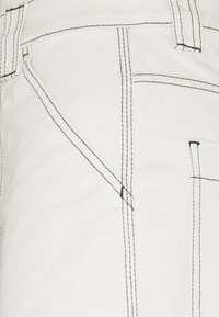 Weekday - GWYNETH TROUSER - Pantalon classique - cream - 2