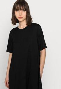 ARKET - Jerseyklänning - black - 3