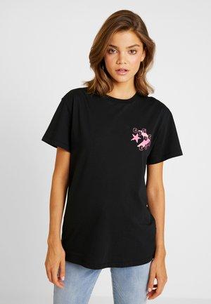STARGAZERS TEE - T-shirt imprimé - black