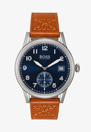 LEGACY - Watch - cognac/blue