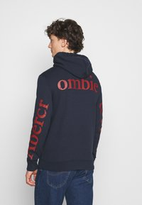Abercrombie & Fitch - EXPLODED LOGO - Sweatshirt - navy - 2