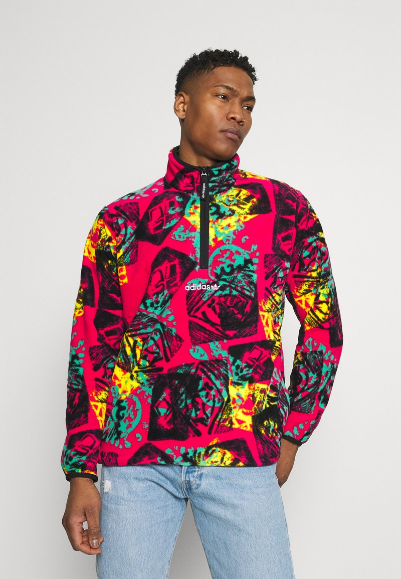 adidas Originals - Fleece jumper - multicolor