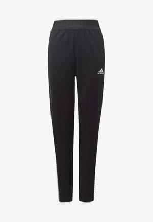 ID JOGGERS - Spodnie materiałowe - black