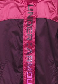 Under Armour - RECOVER SHINE  - Training jacket - polaris purple - 5