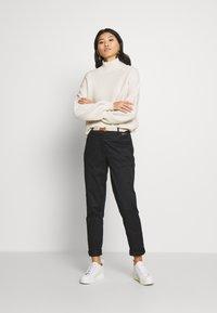 Esprit Collection - MLA-030EO1B308   - Trousers - black - 1