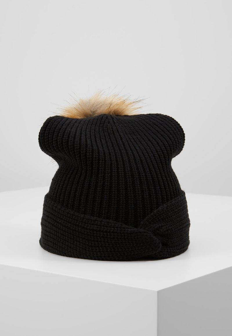 Even&Odd - Mütze - black